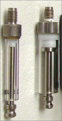 Syringes for MicroCSP-3000